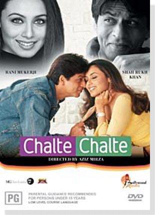 الفيلم الهندي Chalte Chalte 2003