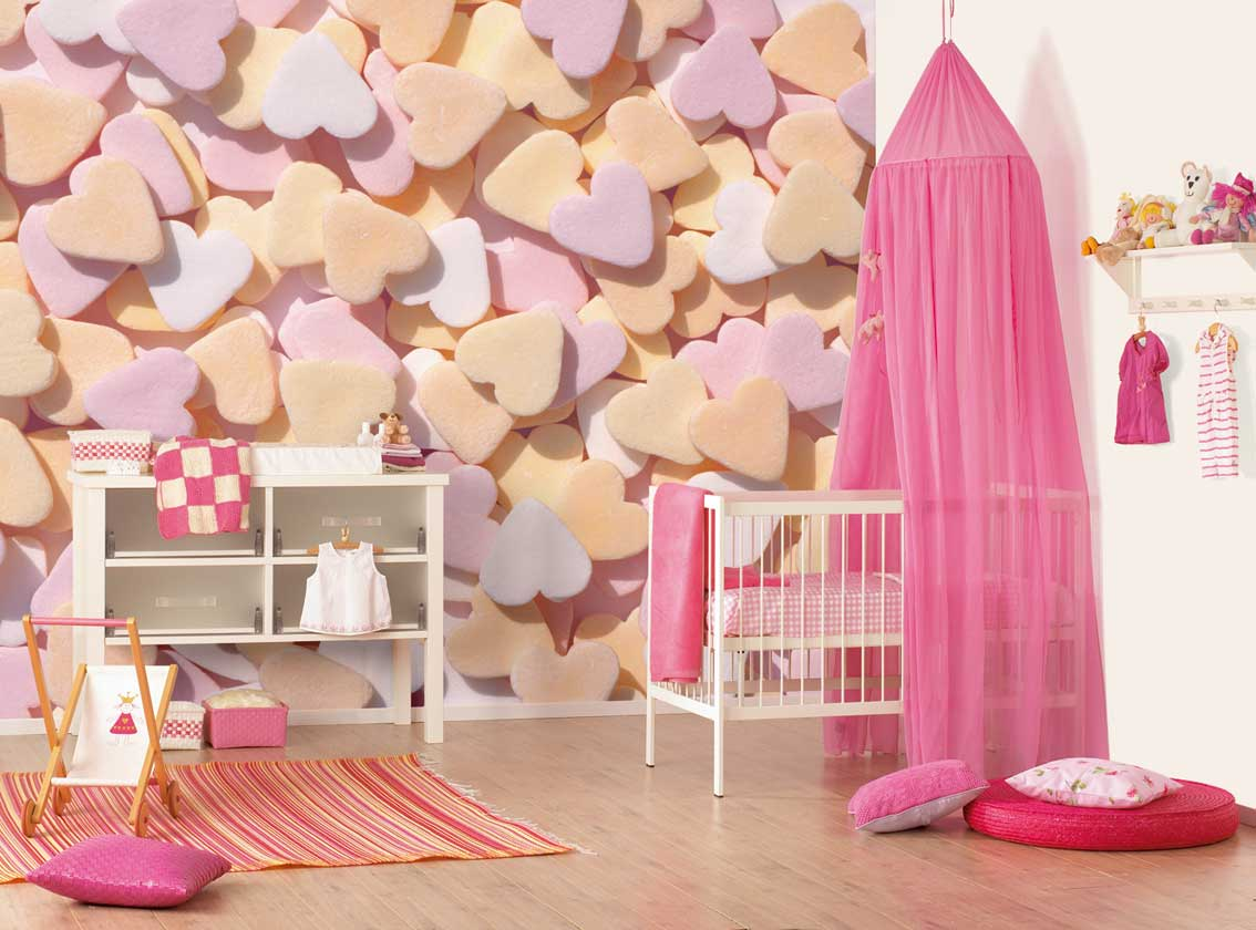 6 lovely wall design ideas for kid's room