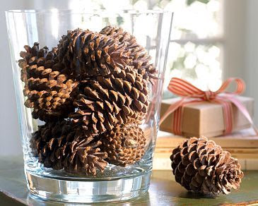 A Pinch Of Creativity And This Pretty Basket Can Be Such Delightful Decoration Very Interesting Yet Simple Christmas