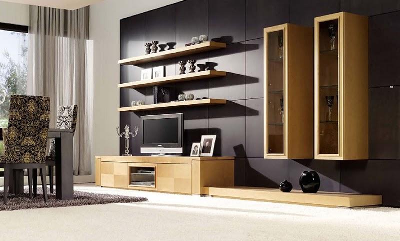 TV Panel Design / LCD Mounts And StandsInterior Decorating