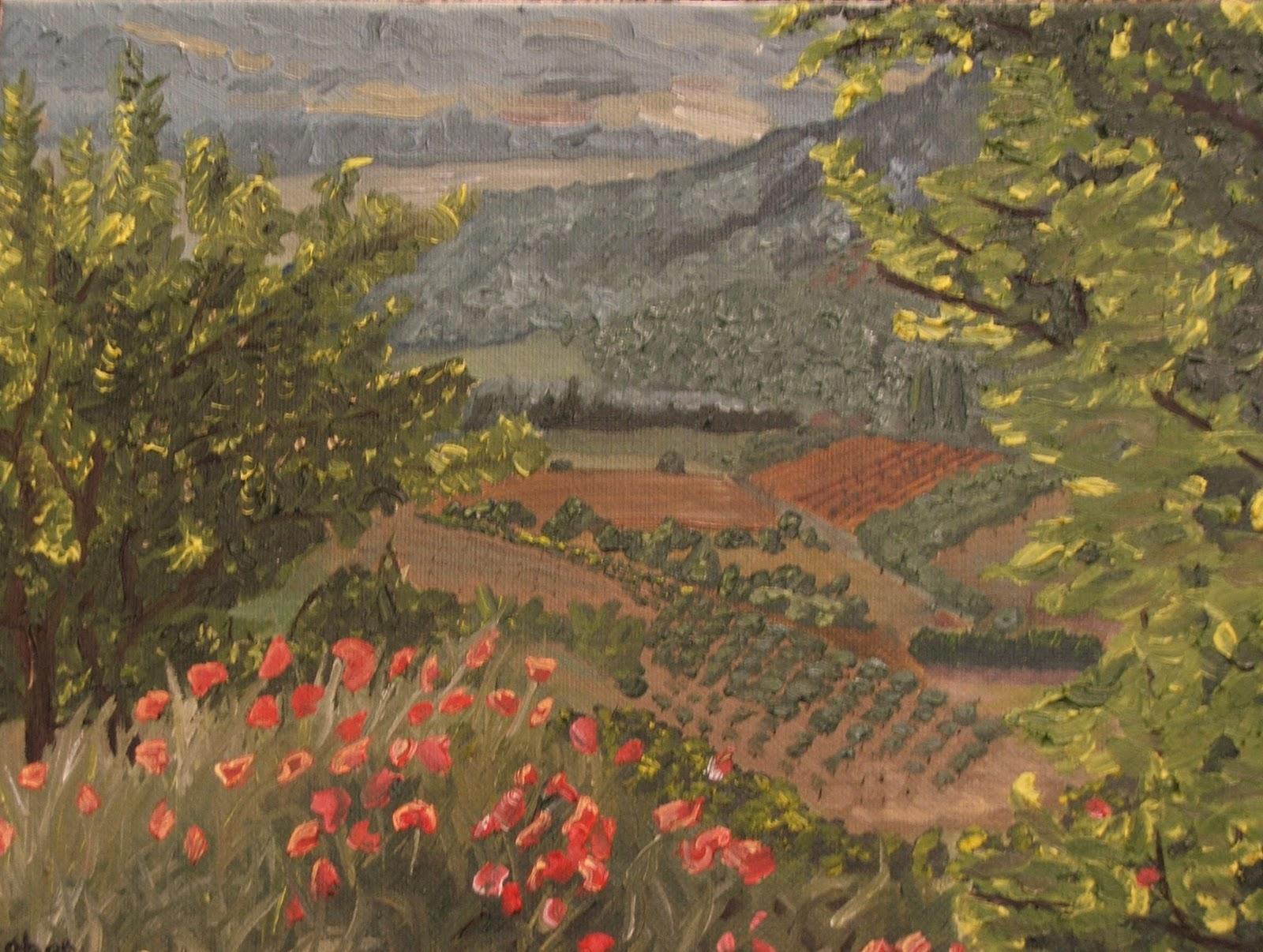 impressionism art landscape - photo #45