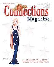 Cover Art by Liz Revit - July 2003 Connections Magazine