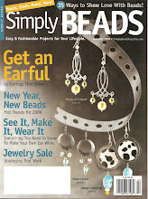 Liz Revit in Simply Beads February 2009
