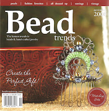 Liz Revit in Bead Trends November 2008