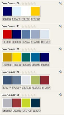 ColorCombos