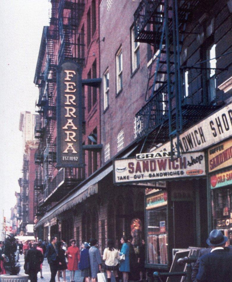 new york history geschichte new york in den siebzigern 2. Black Bedroom Furniture Sets. Home Design Ideas