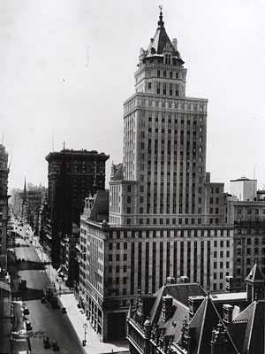 new york history geschichte heckscher building 1924. Black Bedroom Furniture Sets. Home Design Ideas