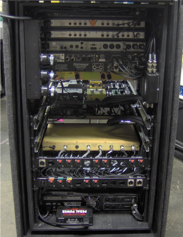Richie Sambora Guitar Rack