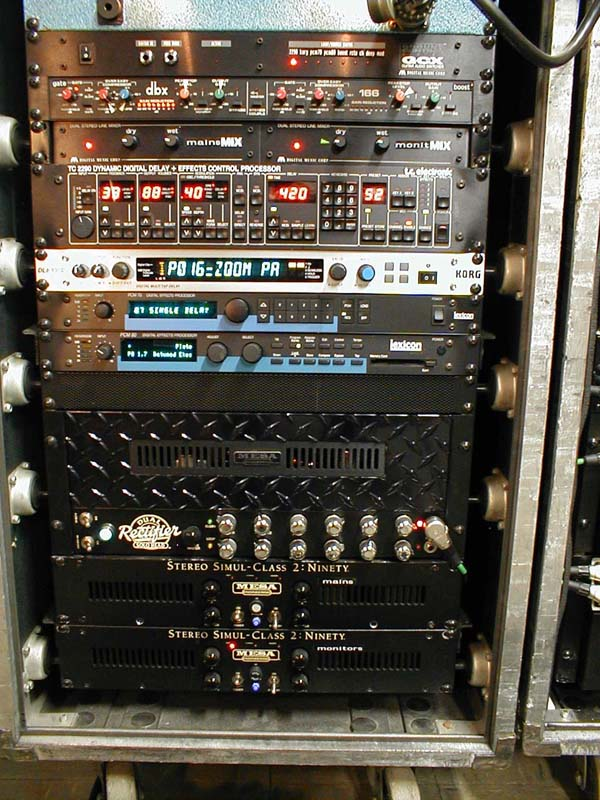 John Petrucci Guitar Rig  Scenes From A Memory    Gearheads