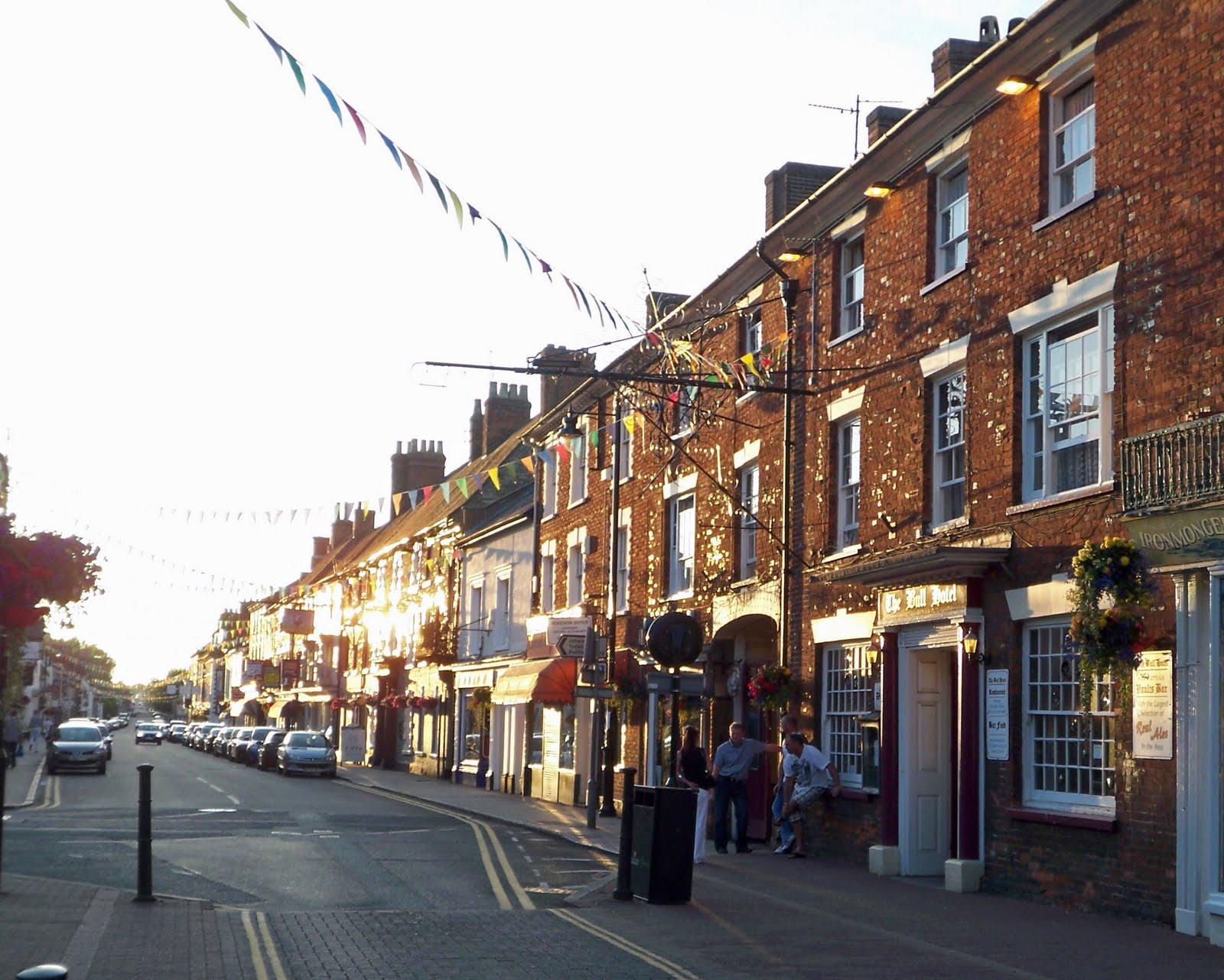 Restaurants On Stratford Road