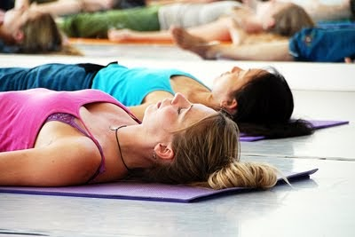 i am a yoga kaki guided relaxation for savasana