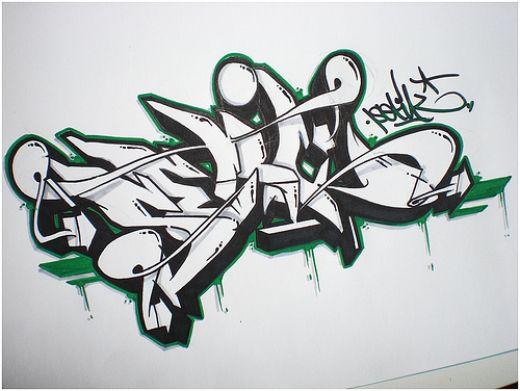 Black Book Graffiti 8