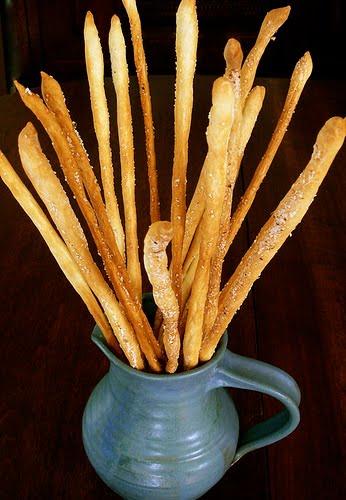 Risano: ti piace l'aglio? Ecci i grissini aromatizzati con l'aglio