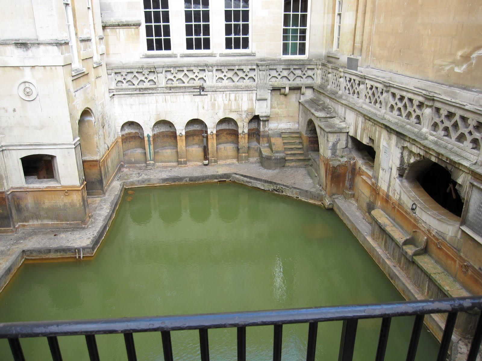 Adventures In Brighton Roman Baths