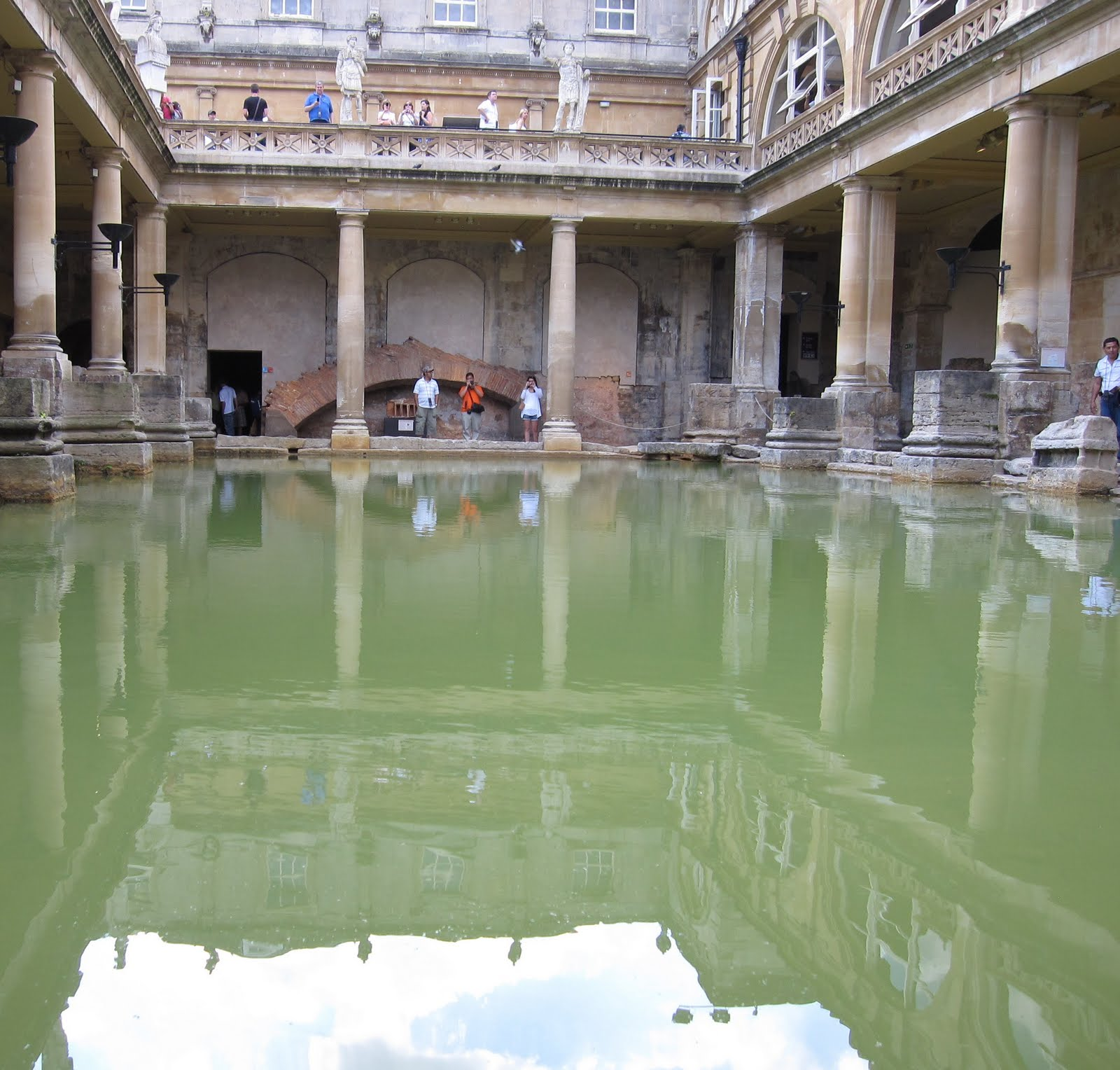 Adventures In Brighton Roman Baths