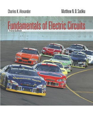 Download alexander fundamentals of electric circuits 3rd edition.