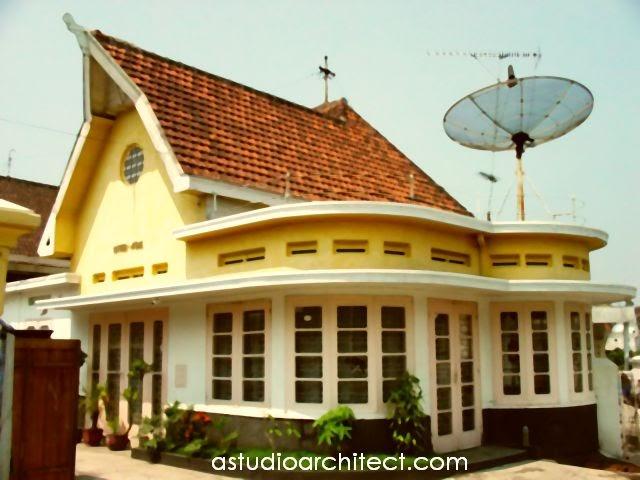 a Rumah Jadul tapi menawan   interesting old houses