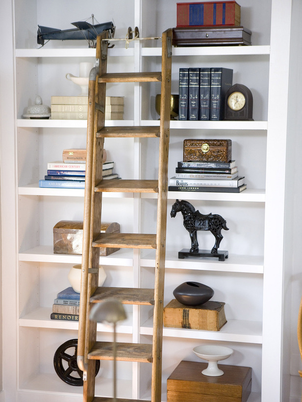 Living Room With Books: Dwellers Without Decorators: Top 7 Bookshelf Styling