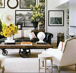 Dwellers Without Decorators: 5 Area Rug Rules you need to ...