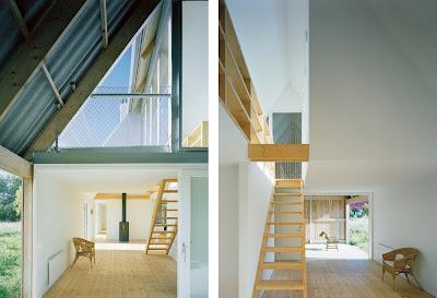 Nordisk arkitektur ar lyhord och estetiskt raffinerad