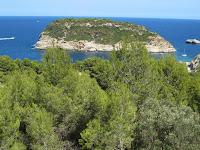 Illa Portitxol Xàbia