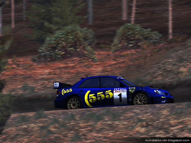 Subaru WRC - Colin Edition