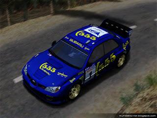 Subaru Impreza WRC - McRae Edition