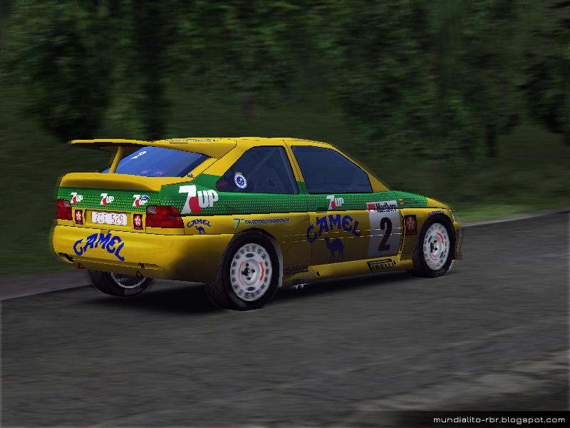 1993 escort gt especificaciones