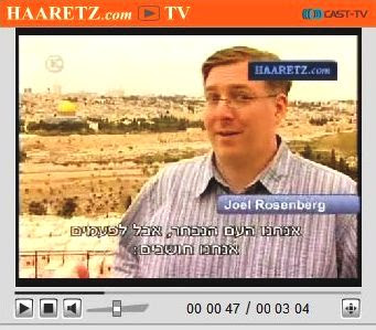 Religion and State in Israel: April 28, 2008