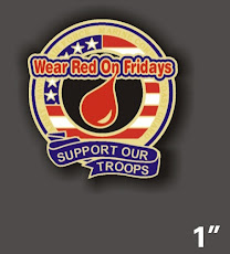 WEAR THE RED FRIDAYS