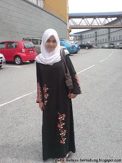 Malay anak mami baju biru - 3 1