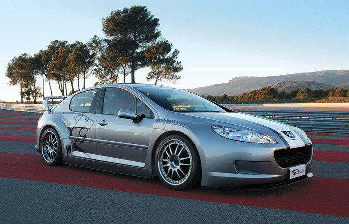 cars electric auto tuning peugeot 407. Black Bedroom Furniture Sets. Home Design Ideas