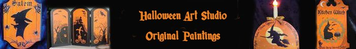 Halloween Art Studio / Fantasy Art Studio