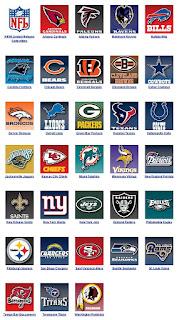 NFL Logo  Design History and Evolution  Famous Logos