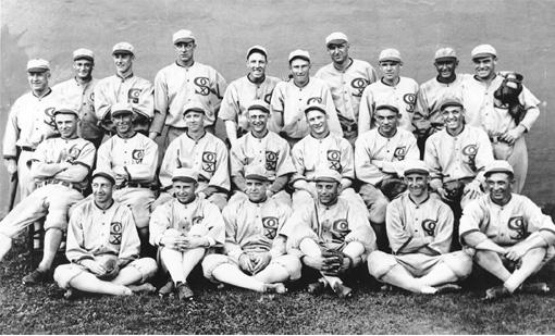 The 1919 world series
