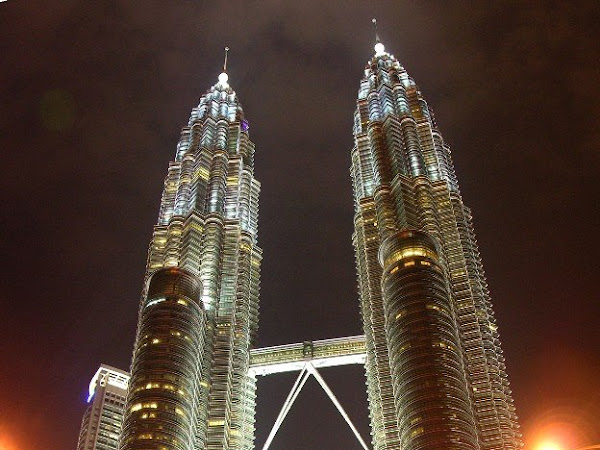 Kuala Lumpur: Just Another Big City