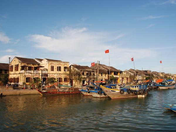 Hoi An: Kota Pelabuhan Tua yang Penuh Cobaan