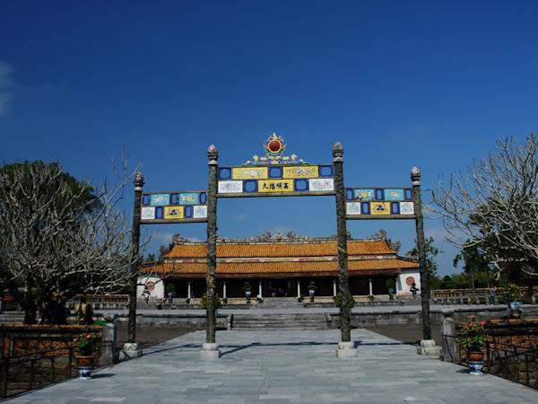 Hue, Kota Kerajaan Tua Vietnam