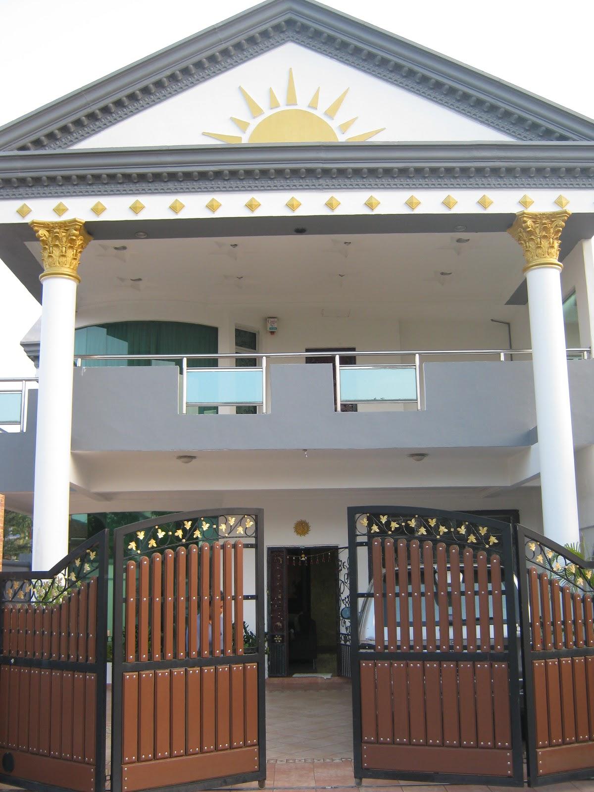 Bandar Seri Alam Johor Teres Dua Tingkat End Lot International Fully Renovation