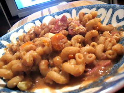 Minha+Pasta+e+Fagiole - Sopa de Feijão e Macarrão
