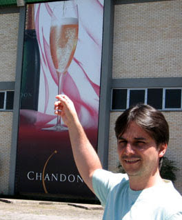 IMG 4636 Chandon - Vale dos Vinhedos - Chandon e Salton