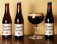774px Rochefort beers - Cervejas trapistas belgas