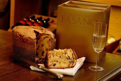 Fasano - >Panettone de Grife