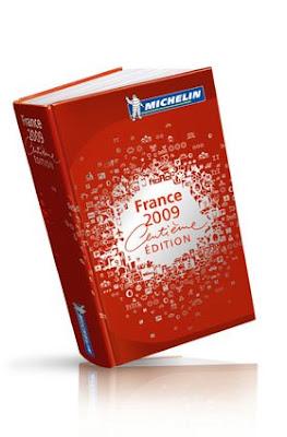 Guia Michelin Fran%C3%A7a 2009 bx - >100ª edição do Guia Michelin França e o Mês Gourmand