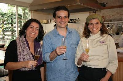Madame+Aubergine nossa+foto - Madame Aubergine Escola de Cozinha