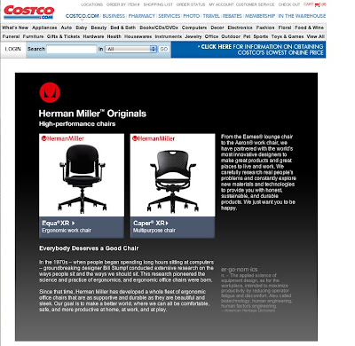 Herman Miller Chairs At Costco