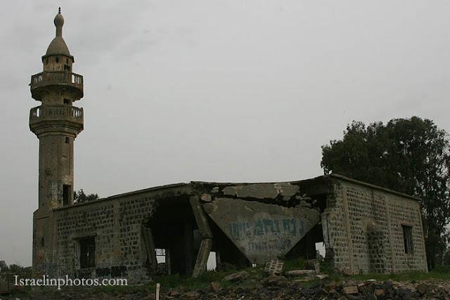 ישראל בתמונות - רמת הגולן