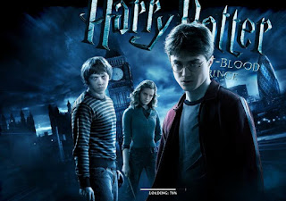 Official Half-Blood prince website has launched