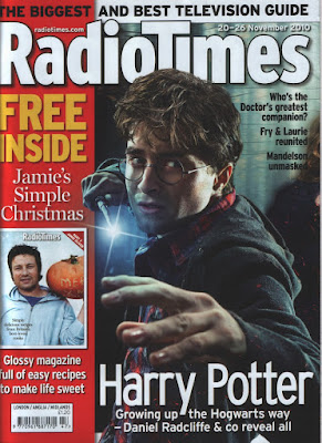 Radio Times cover (UK)