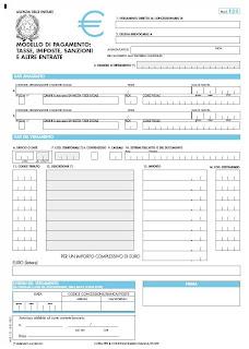 Locazioni come compilare il modello f23 for Imposta di registro locazione